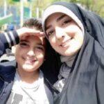 ویدیویی از ماجرای پسر ستاره سادات قطبی مجری از همسر سابقش که او منتشر کرد