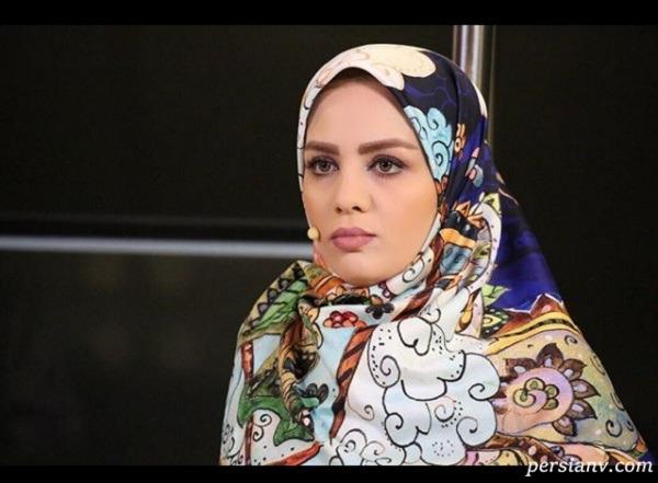 خاص ترین مدل مانتو های مبینا نصیری مجری برنامه صبح به خیر ایران