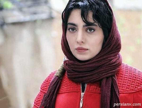 مهشید جوادی بازیگر سریال بچه مهندس۳ ؛ بچه روستا هستم