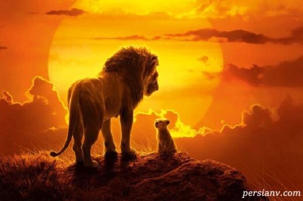 هوتن شکیبا دوبلور در پشت صحنه دیدنی دوبله کارتون شیر شاه