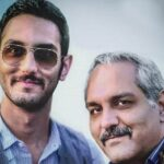 کادوی مهران مدیری به فرهاد پسرش وسط برنامه دورهمی