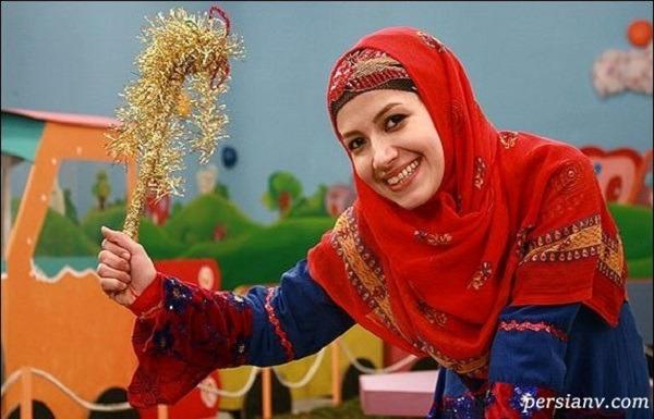 خاله بازی ملیکا زارعی خاله شادونه به یاد دوران بچگی اش