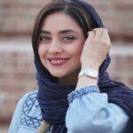 بهاره کیان افشار بازیگر سینما و مادرش , شباهت جالب مادر دختری