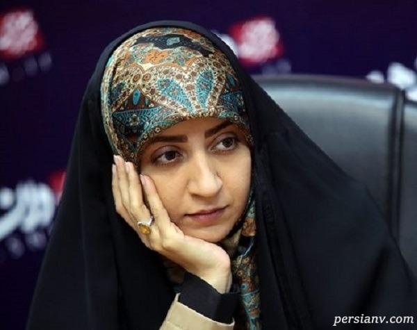 فضه سادات حسینی مجری
