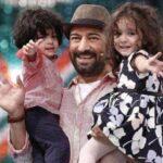 تولد دو قلوهای مجید صالحی بازیگر حنا و آروین
