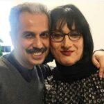 جنجال رقص ارژنگ امیرفضلی با گریم زنانه در پشت صحنه فیلم