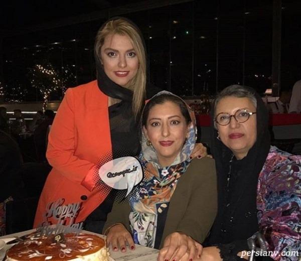 رویا تیموریان بازیگر سریال هم گناه