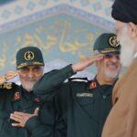 تصویری دیده نشده از رهبر انقلاب و حاج قاسم سلیمانی