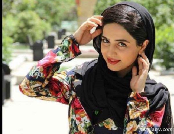 زهره نعیمی بازیگر سریال پرگار بدون گریم