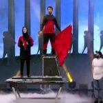 شعبده بازی در برنامه عصر جدید با اجرای حیرت انگیز محمد حیدری و گروهش