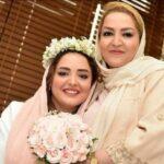 نرگس محمدی با انتشار عکس زیبایی از مادرش تولد وی را تبریک گفت