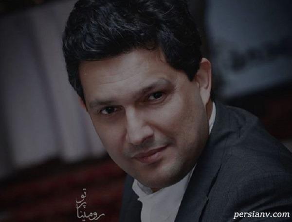 عکس حامد بهداد بازیگر