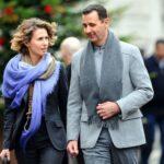 عکس جدید همسر بشار اسد با ظاهری متفاوت بعد از بیماریش