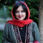 عکس کودکی پرستو گلستانی با انتشار متن نا امیدی خانم بازیگر