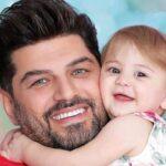 فیلم موتور سواری سام درخشانی با دخترش به مناسبت روز دختر