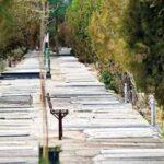 قیمت قبر در لواسان در لاکچریترین باغ قبرستان!