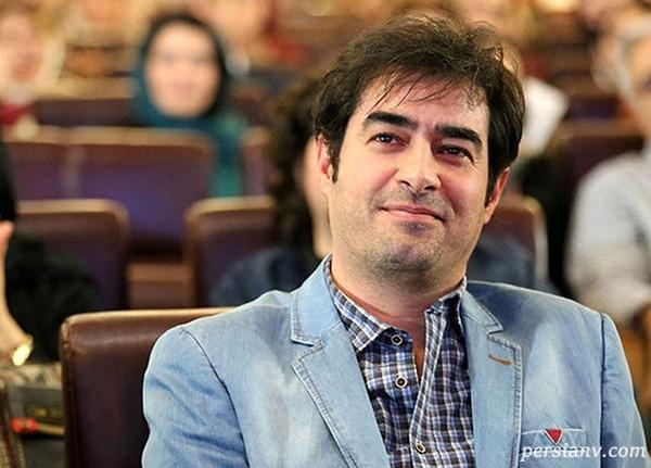 همسر و مادر شهاب حسینی بازیگر سریال شهزاد در کنار او