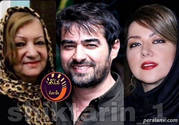 مادر شهاب حسینی