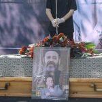 مزار محمدعلی کشاورز پدر سالار سینمای ایران
