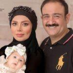 ویدیو جدید مهران غفوریان و دخترش و تبریک روز دختر آقای بازیگر