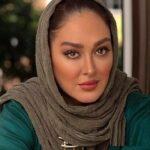بچه الهام حمیدی هنرپیشه مشهور ایرانی بدنیا آمد