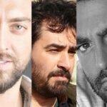 بازیگران جذاب مرد ایرانی با گذر زمان جذاب تر شدن از گلزار تا حیایی