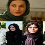 بازیگران ممنوع التصویر تلویزیون از سحر قریشی تا باران کوثری