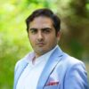 سعید کریمی بازیگر سریال بچه مهندس سه و پسر زیبایش
