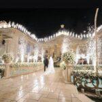 عروسی به سبک سیندرلا در لواسان با هزینه های میلیاردی