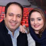 تابستان گردی علی اوجی تهیه کننده و همسر نرگس محمدی با ماشین لاکچری
