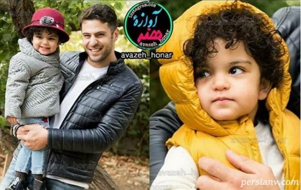 عکس علی ضیا مجری