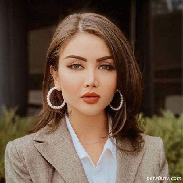 نهال سلطانی مدل زیبای ایرانی