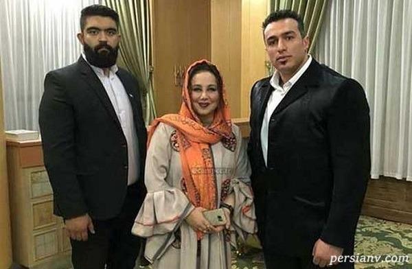 بازیگران ایرانی که بادیگارد دارند