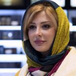 نیوشا ضیغمی بازیگر در مزون لباس معروف در تهران