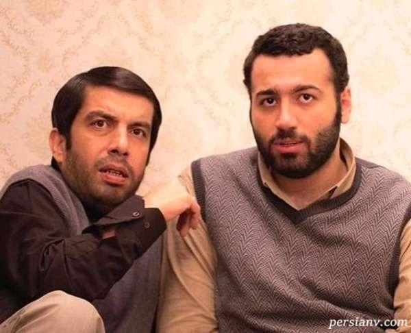 مهمانی رفتن علی صبوری کمدین و همسرش در روزهای کرونایی