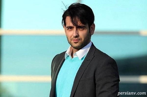 جشن تولد امیر حسین آرمان بازیگر سریال مانکن
