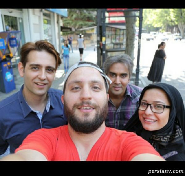 کودکی و بزرگسالی بازیگران از مهرآوه شریفی نیا تا امیر حسین آرمان