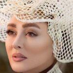 حلقه ازدواج الهام حمیدی و همسرش علیرضا صادقی