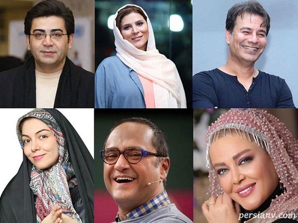 بازیگران معروف ایرانی بعد از چند سال زندگی طلاق گرفتند