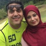 مهاجرت مانی رهنما و صبا راد از ایران