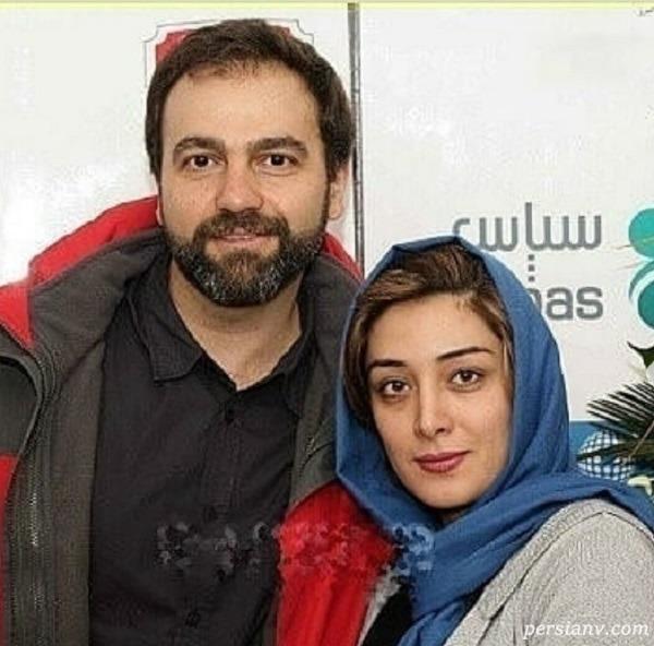 آرش مجیدی و مینا ساداتی