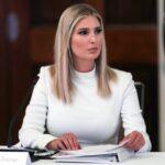 راز لباس های ایوانکا ترامپ که فقط سفید میپوشد چیست؟