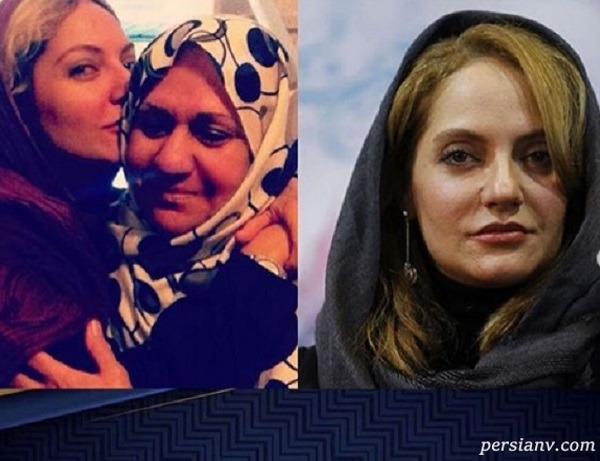 مهناز افشار و ساره بیات