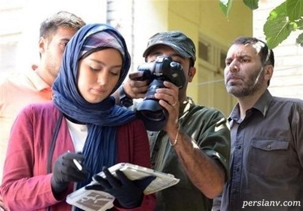 همکاری جنجالی مسعود ده نمکی و سحر قریشی