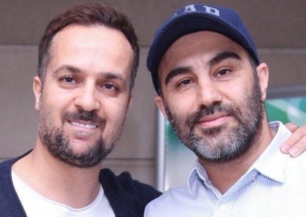 محسن تنابنده و احمد مهران فر