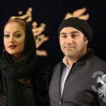 محسن تنابنده و همسر در چالش عکس بدون آرایش