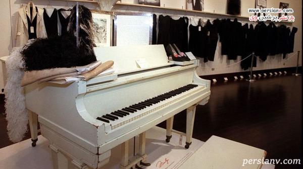 پیانو مریلین مونرو