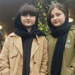 پست جدید دوقلوهای پایتخت به مناسبت تولد نیکا فرقانی