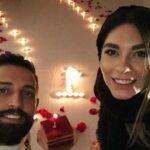 دلتنگی محسن افشانی برای همسرش سویل , دستم نمک نداره