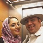 عکس قدیمی علی اوجی همسر نرگس محمدی در ۱۵ سال پیش